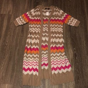 NWT The LIMITED Long Short Sleeve Sweater | Sz. L
